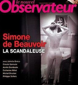 simone de beauvoir - dichotomie femme sexualite et intellect