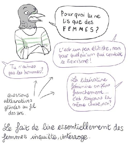 """""""Femmes de lettres je vous aime"""" (http://diglee.com/femmes-de-lettres-je-vous-aime/)"""