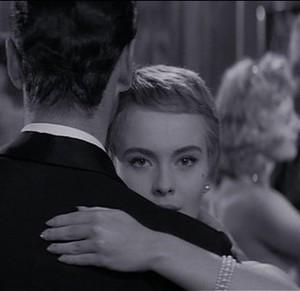 """Jean Seberg dans le rôle de Cécile, anti-héroïne de """"Bonjour tristesse"""", dans l'adaptation d'Otto Preminger (1958)"""