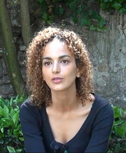 """Leïla Slimani, auteur de """"Dans le jardin de l'Ogre"""""""