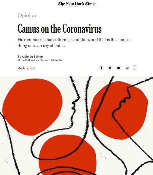 Camus influence française soft power